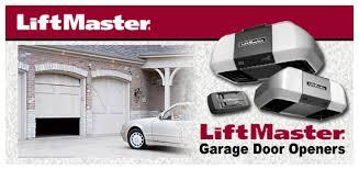 all type garage door openers